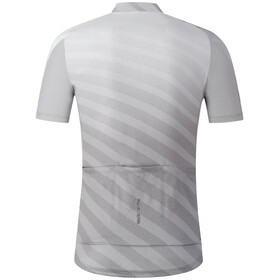 Shimano Aerolite Jersey Men, grey zebra